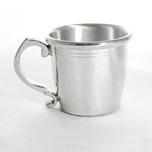 Pewter Baby Virginia Cup