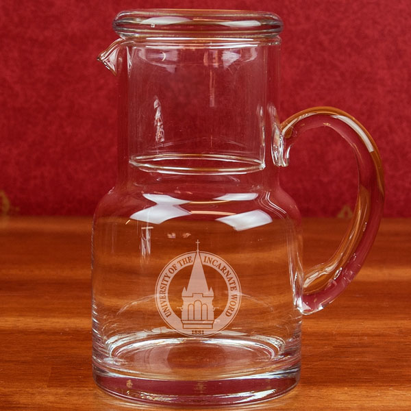 Executive Water Carafe with Glass (H030)
