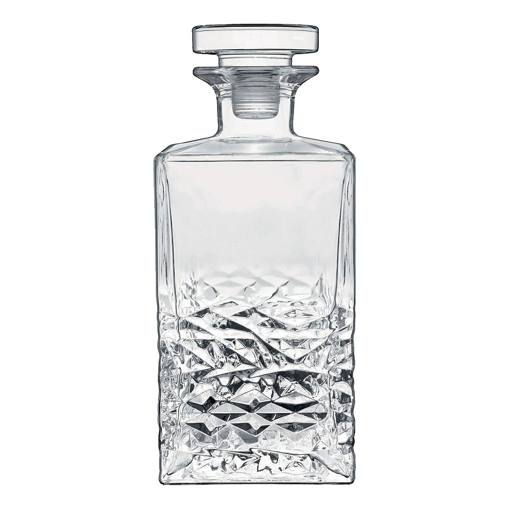 Textures Crystal Decanter