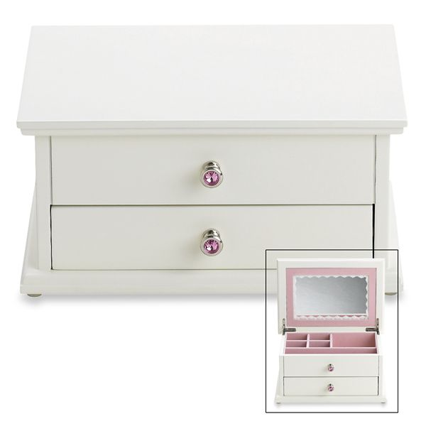 Secret Princess Jewelry Box by Reed & Barton