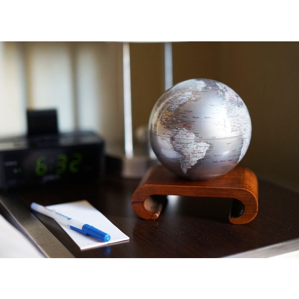 Mova Globe Arched Wood Base