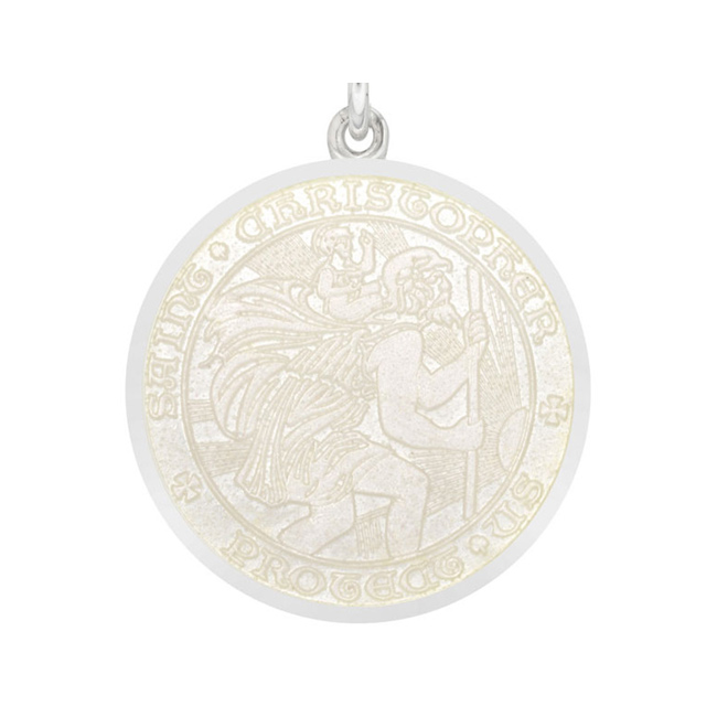 "St. Christopher Medal (3/4"")"