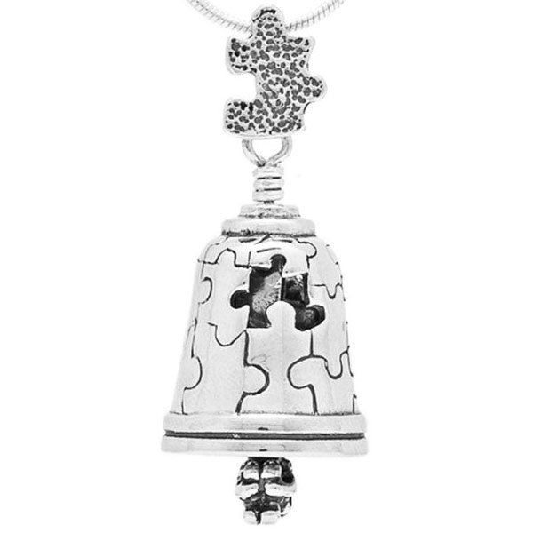 Autism Bell Pendant