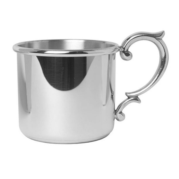 Scroll Handle Straight Baby Cup
